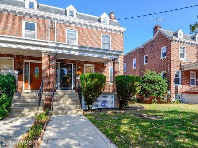 Brookland Condo For Sale: 1334 Taylor Street NE