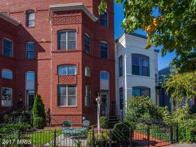 Washington Townhouse For Sale: 1908 Vermont Avenue NW #B