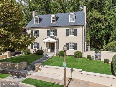 Washington Single Family Home For Sale: 1805 Hoban Road NW