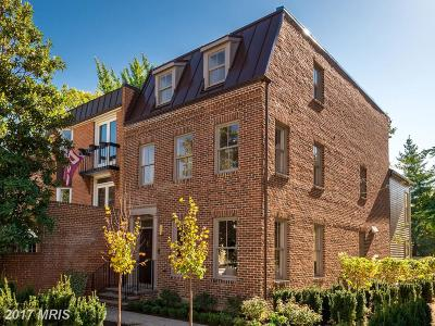 Georgetown Condo For Sale: 3324 Dent Place NW