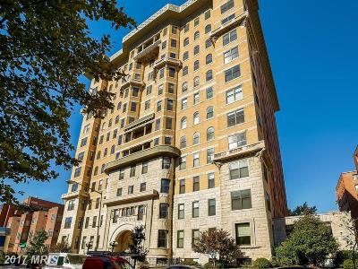 Dupont Condo For Sale: 1615 Q Street NW #910