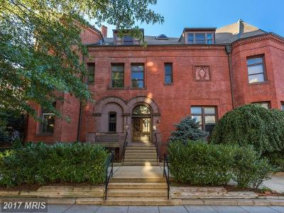 Dupont, Dupont - West End, Dupont Circle, Dupont/Downtown/Central, Dupont/Logan, Dupont/U St., Dupont/West End, Fort Dupont Park Single Family Home For Sale: 1720 S Street NW #S-G