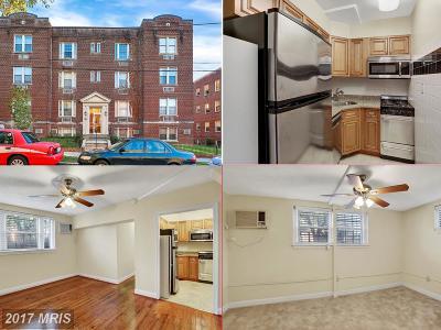 Washington Condo For Sale: 1404 Tuckerman Street NW #2