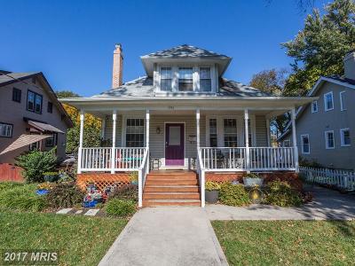 Woodridge Single Family Home For Sale: 1916 Lawrence Street NE