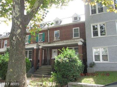 Petworth Condo For Sale: 524 Jefferson Street NW