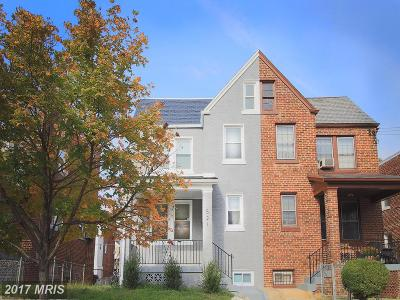 Rental For Rent: 521 Powhatan Place NW