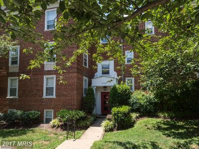 Washington Condo For Sale: 3700 39th Street NW #D178