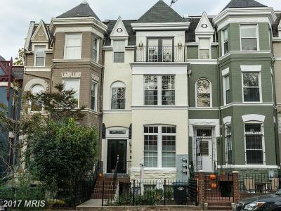 Washington Duplex For Sale: 615 8th Street NE