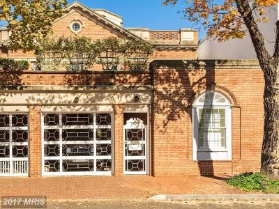 Georgetown Condo For Sale: 2525 P Street NW