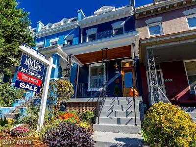 Washington Condo For Sale: 3117 Warder Street NW