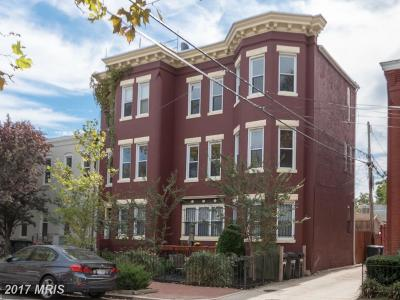 Shaw Condo For Sale: 304 Q Street NW #1