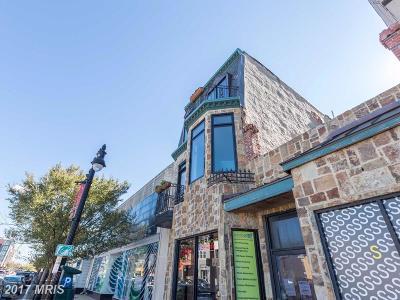 Washington Duplex For Sale: 1311 H Street NE #1