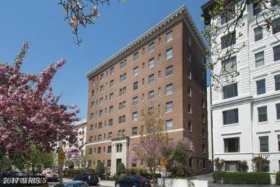 Kalorama Rental For Rent: 2127 California Street NW #107