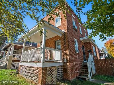Washington Rental For Rent: 5043 Blaine Street NE