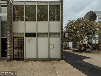 SW Waterfront Coop For Sale: 343 O Street SW SW