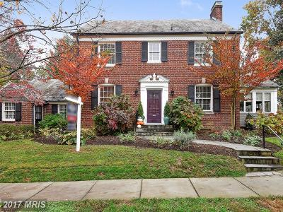 Washington DC Single Family Home For Sale: $1,349,900
