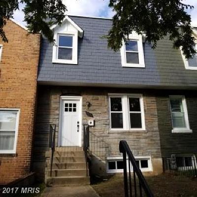 Petworth Condo For Sale: 911 Delafield Place NW