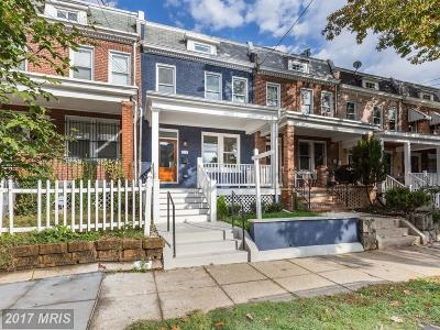 Petworth Condo For Sale: 517 Longfellow Street NW
