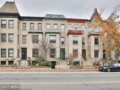 Washington Multi Family Home For Sale: 1765 U Street NW