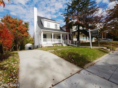 Brookland Single Family Home For Sale: 1310 Monroe Street NE