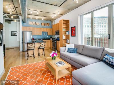 Washington Condo For Sale: 301 Massachusetts Avenue NW #507