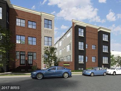 Washington Condo For Sale: 2802 Sherman Avenue NW #B