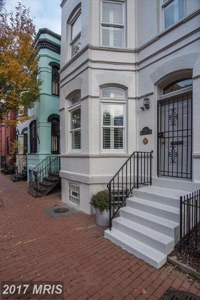 Washington Condo For Sale: 1314 Wallach Place NW