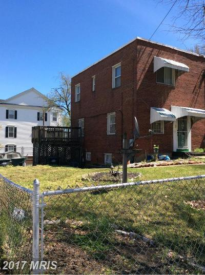 Rental For Rent: 4300 Martin Luther King Jr Avenue SW