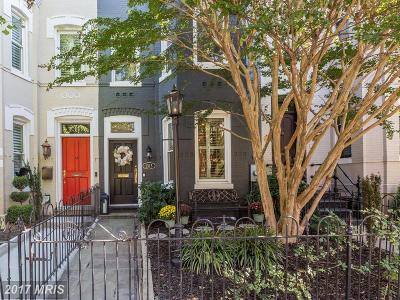Washington Condo For Sale: 1313 22nd Street NW