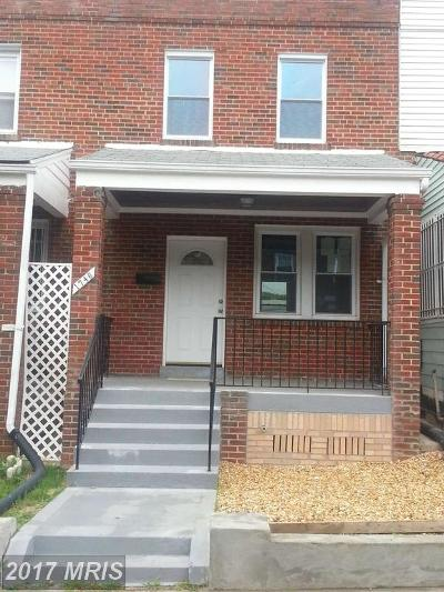 Rental For Rent: 1746 Lyman Place NE