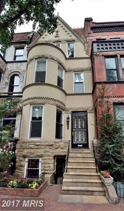 Dupont Condo For Sale: 1717 Riggs Place NW