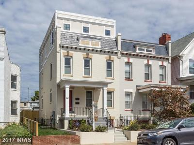 Washington Condo For Sale: 547 Park Road NW #1