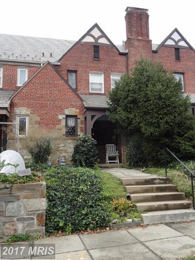 Petworth Condo For Sale: 5210 1st Street NW