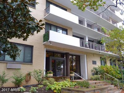 Washington Condo For Sale: 3601 Wisconsin Avenue NW #805