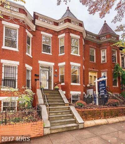 Adams Morgan Condo For Sale: 1709 Euclid Street NW #2
