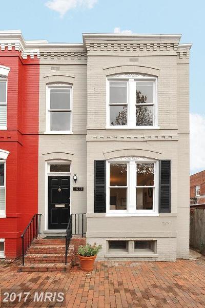 Washington Condo For Sale: 1615 33rd Street NW