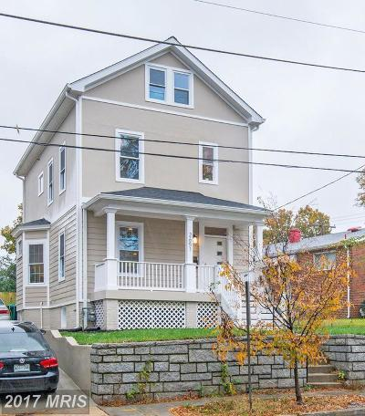 Woodridge Single Family Home For Sale: 2651 Rhode Island Avenue NE