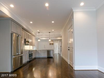 Adams Morgan Townhouse For Sale: 1717 Euclid Street NW #4