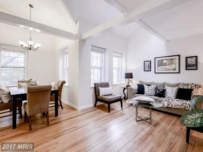 Washington Condo For Sale: 3650 39th Street NW #F522
