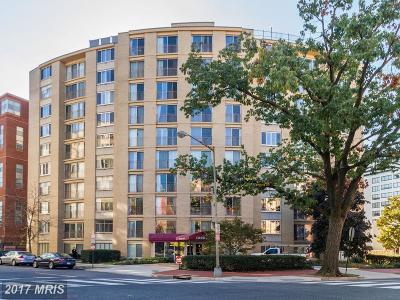 Washington Condo For Sale: 1239 Vermont Avenue NW #802