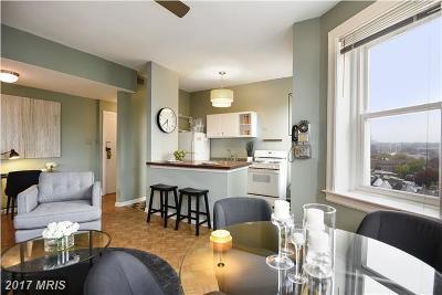 Washington Condo For Sale: 1851 Columbia Road NW #707