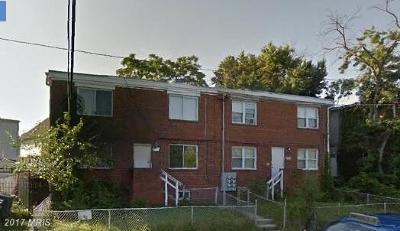 Washington Multi Family Home For Sale: 2907 Fairlawn Avenue SE
