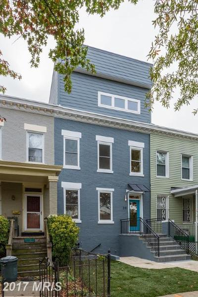 Bloomingdale Condo For Sale: 20 Channing Street NW #1