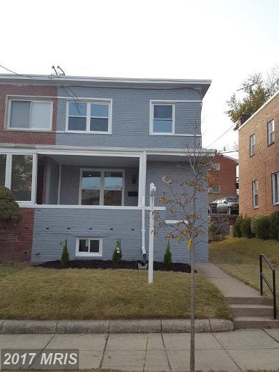 Brookland Condo For Sale: 4822 10th Street NE