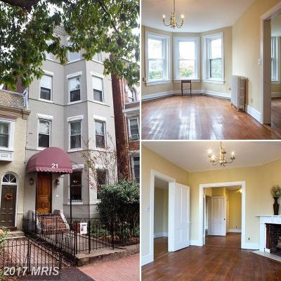 Capital Hill, Capitol Hill, Capitol Hill North, Capitol Hill Tower, Capitol Square At The Waterfront Multi Family Home For Sale: 21 8th Street NE