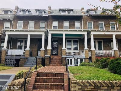 Washington Condo For Sale: 1337 Quincy Street NW