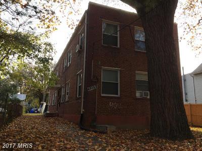 Multi Family Home For Sale: 4809 Meade Street NE