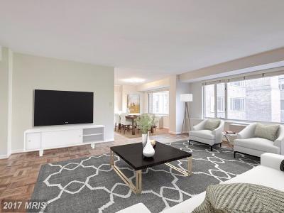 Washington Condo For Sale: 4301 Massachusetts Avenue NW #5014