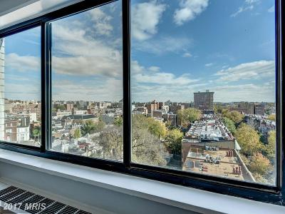 Dupont Condo For Sale: 1601 18th Street NW #1009