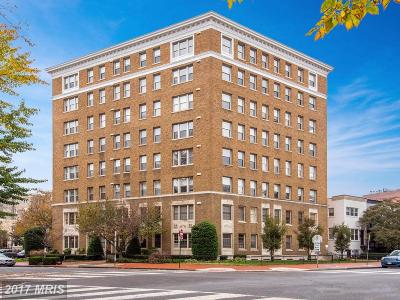 Dupont Condo For Sale: 1621 T Street NW #307